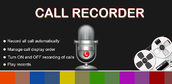 Recorder For Call