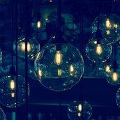 Luxury lighting wallpaper