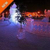 Ice Palace replica(Russia)