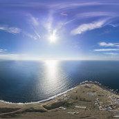 The southernmost island of Korea(Marado)