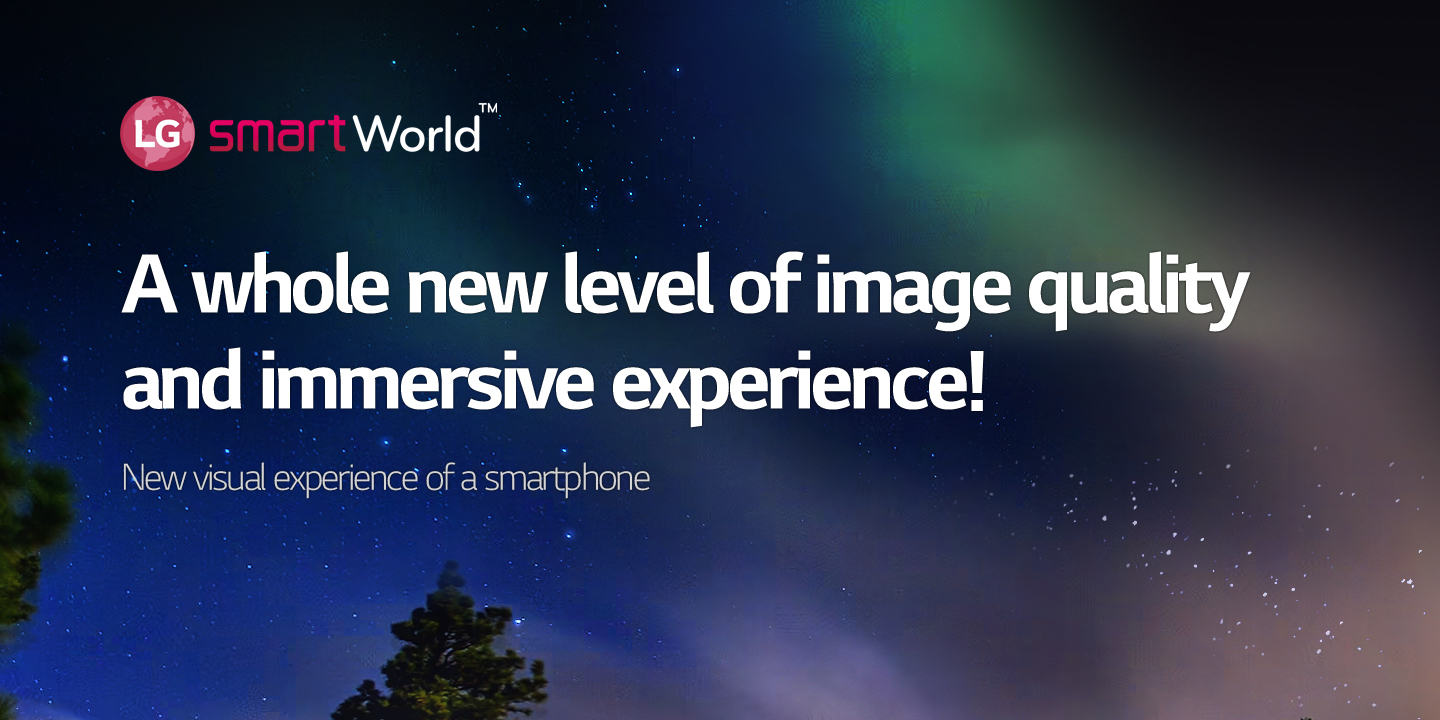 [A whole new level of image quality and immersive experience!]